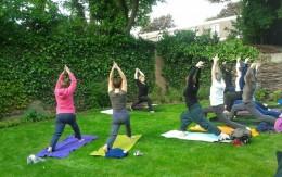 Yoga-studio Susumna bij yogafestivalnijmegen