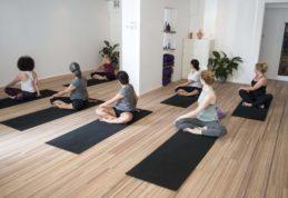 yoga nijmegen studio huren